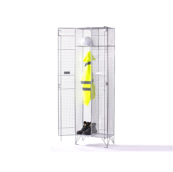 single-tier-wire-mesh-locker-nest-of-two