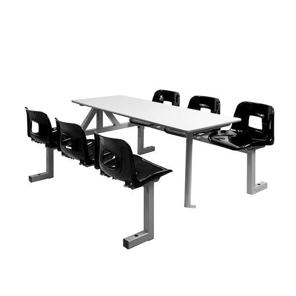 canteen-table-unit-chair-bench-single-entry-6-seat